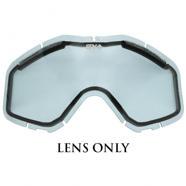 99d67d5618ed7 Spy Optics Goggle Replacement Lens - Clear - Cleanline Surf