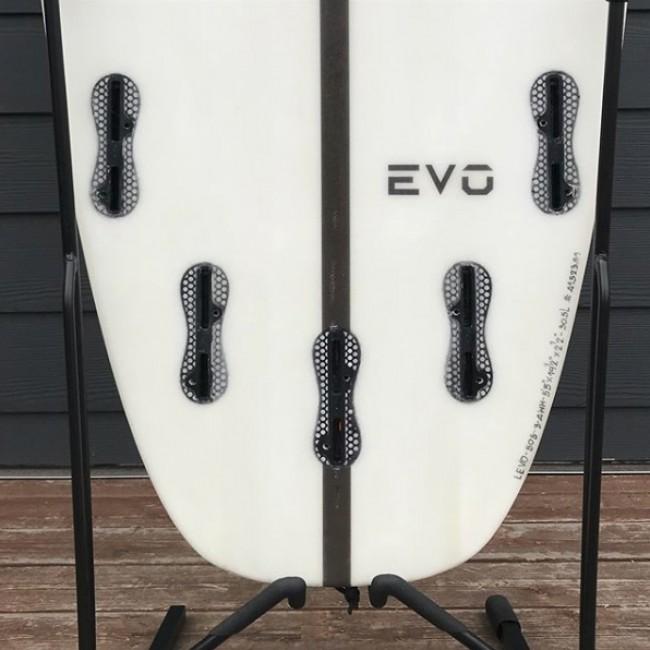 c15acfcbc0a2 Firewire Evo LFT 5 5 x 19 1 2 x 2 1 2 Used Surfboard - Cleanline Surf