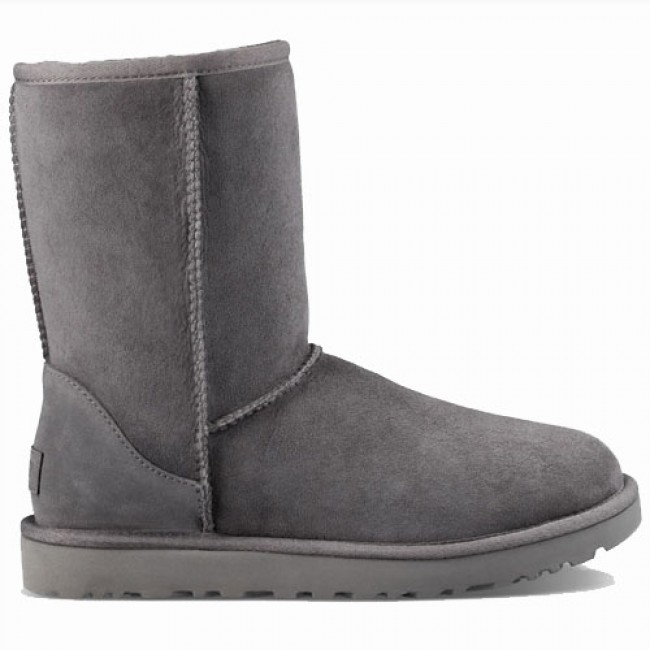 bb49ab26eb UGG Australia Classic II Short Boots - Grey - Cleanline Surf