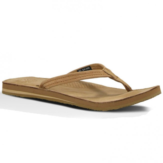 5babae05578 UGG Australia Kayla Sandals - Chestnut - Cleanline Surf