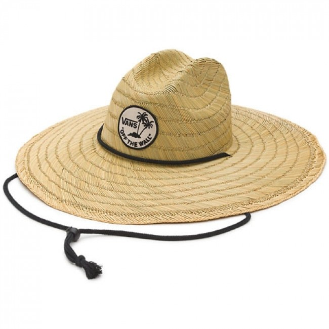 d5356973f2038 Vans Murdock II Lifeguard Straw Hat - Natural - Cleanline Surf