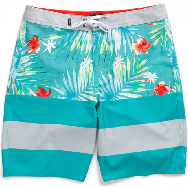 3d945a13be32f Vans Era Boardshorts - Baltic Decay Palm - Cleanline Surf