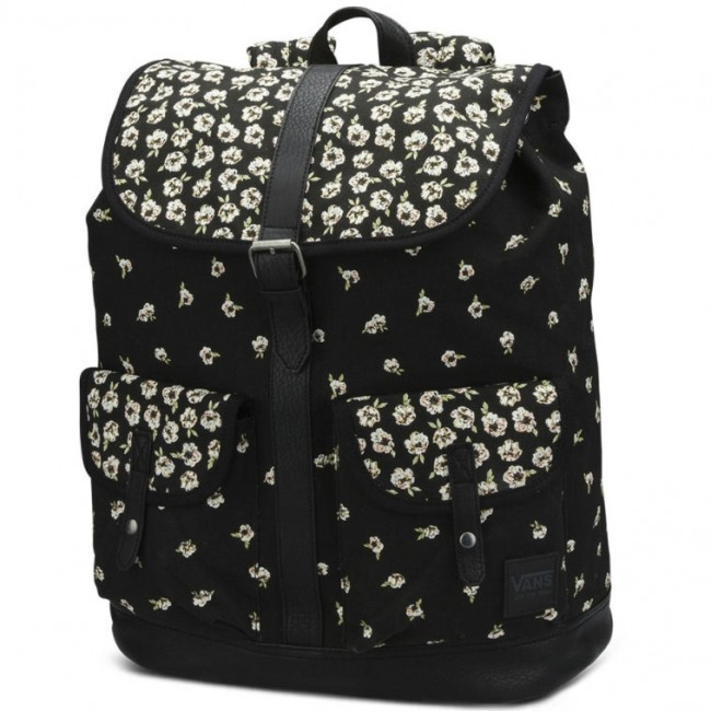 413e0eebc2 Vans Women's Lean In Backpack - Fall Floral