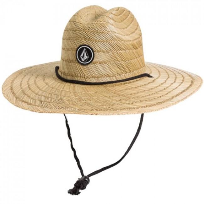 a8a8ca1a2 Volcom Quarter Straw Hat - Natural