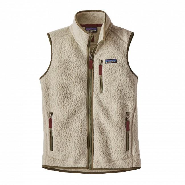dd12fb6c7 Patagonia Women's Retro Pile Fleece Vest - Pelican