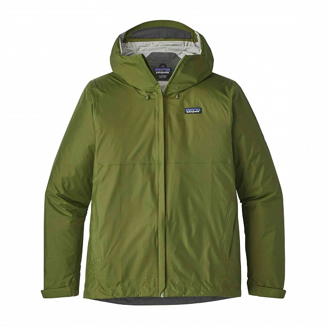 Patagonia Torrentshell Jacket - Sprouted Green - Cleanline Surf cf60abe12