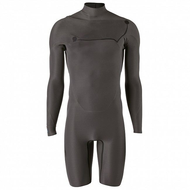 d2476934ae Patagonia R1 Lite Yulex 2mm Long Sleeve Chest Zip Spring Wetsuit - Liner