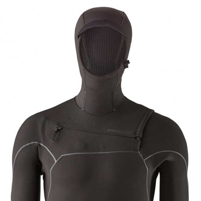 Patagonia R4 Yulex 5.5 4 Hooded Chest Zip Wetsuit - Cleanline Surf 45f2a5448