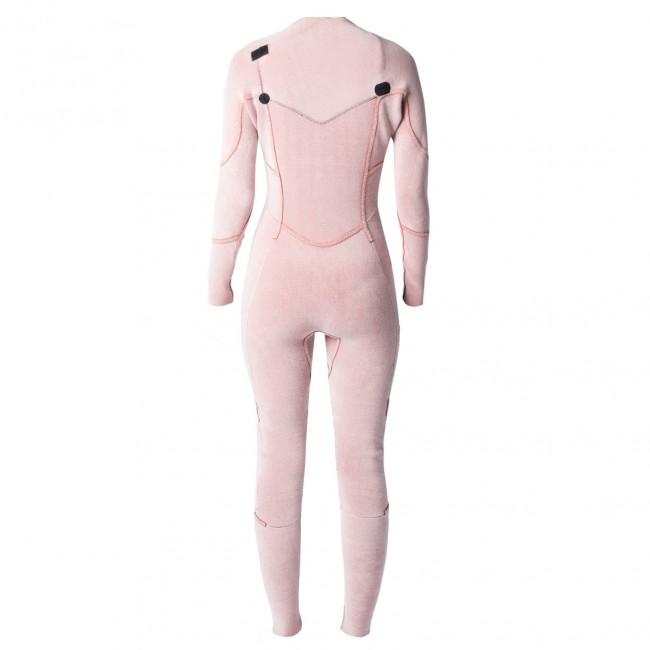 01bbde606e Rip Curl Women's Flash Bomb 4/3 Chest Zip Wetsuit
