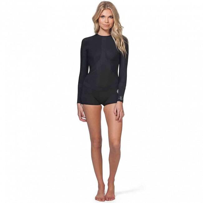 Rip Curl Women s G-Bomb Madison 1mm Boyleg Long Sleeve Spring Wetsuit -  Cleanline Surf 7c5926c99