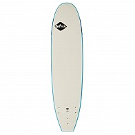 Softech Handshaped 7'0 Soft Surfboard - Blue