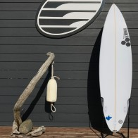 Channel Islands K Step 6'6 x 18 3/4 x 2 3/8 Used Surfboard