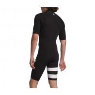 Hurley Advantage Plus 2/2 Short Sleeve Chest Zip Spring Wetsuit