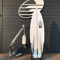 Channel Islands Bonzer 3D 5'7 x 19 x 2 1/2 Used Surfboard