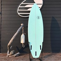 Barber Surfboards 6'0 x 19 5/8 x 2 7/16 Used Surfboards