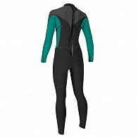 O'Neill Women's Psycho One 3/2 Back Zip Wetsuit - 2019