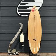 Firewire Dominator 6'0 x 20 1/2 x 2 1/2 Used Surfboard