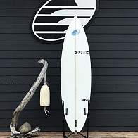 Super Brand Burnside 6'3 x 18 7/8 x 2 1/2 Used Surfboard