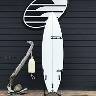 Super Brand Burnside 6'2 x 19 x 2 7/16 Used Surfboard