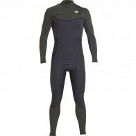 Billabong Furnace Absolute Comp 4/3 Chest Zip Wetsuit