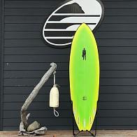 Proctor Rascal II 6'2 x 20 3/4 x 2 3/4 Used Surfboard