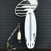 Firewire Sci-Fi 6'3 x 20 3/4 x 2 7/8 Used Surfboard