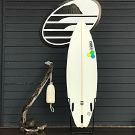 Channel Islands New Flyer 6'4 x 21 x 2 7/8 Used Surfboard