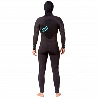 Hotline Women's Ultra Hot Combo 5/4 Hooded Wetsuit