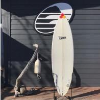 Channel Islands Black Beauty 6'3 x 19 1/2 x 2 1/2 Used Surfboard