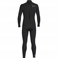 Billabong Furnace Absolute Flatlock 3/2 Back Zip Wetsuit