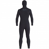 Billabong Furnace Comp 5/4 Hooded Chest Zip Wetsuit
