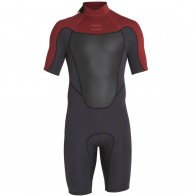Billabong Absolute Comp 2mm Back Zip Spring Wetsuit