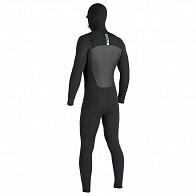 Vissla Seven Seas 4/3 Hooded Chest Zip Wetsuit