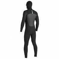 Vissla Seven Seas 6/5 Hooded Chest Zip Wetsuit