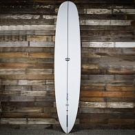 CJ Nelson Designs Colapintail Thunderbolt 9'9 x 23 x 3 1/8 Surfboard - White