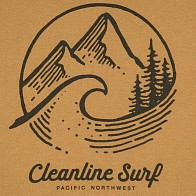 Cleanline PNW Long Sleeve T-Shirt - Saddle