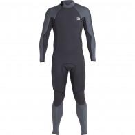 Billabong Furnace Absolute Comp 4/3 Back Zip Wetsuit