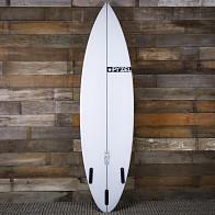 Pyzel The Tank 6'6 x 19 1/2 x 2 3/4 Surfboard