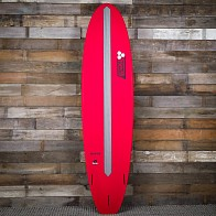 Torq Chancho 7'6 x 22 x 2 7/8 Surfboard - Red