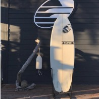 Superbrand Fling 5'6 x 20 1/4 x 2 5/8 Used Surfboard