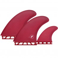 Futures Fins T1 Honeycomb Twin Fin Set