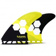 Futures Fins AM2 Honeycomb Tri Fin Set
