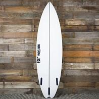 JS Monsta 6 6'2 x 19 1/4 x 2 1/2 Surfboard