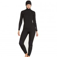 Billabong Women's Furnace Synergy 5/4 Hooded Chest Zip Wetsuit