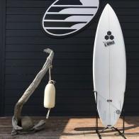 Channel Islands M4 6'0 x 18 3/8 x 2 3/8 Used Surfboard