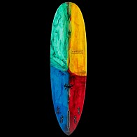 Modern Love Child Surfboard - Kaleidoscope