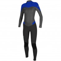 O Neill Youth Epic 4 3 Back Zip Wetsuit Cleanline Surf