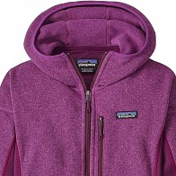 Patagonia Women's Performance Better Sweater Fleece Hoody - Ikat Purple