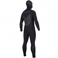 Rip Curl Flash Bomb 4/3 Hooded Chest Zip Wetsuit