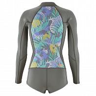 Patagonia Women's R1 Lite Yulex 1.5mm Long Sleeve  Jane Spring Wetsuit